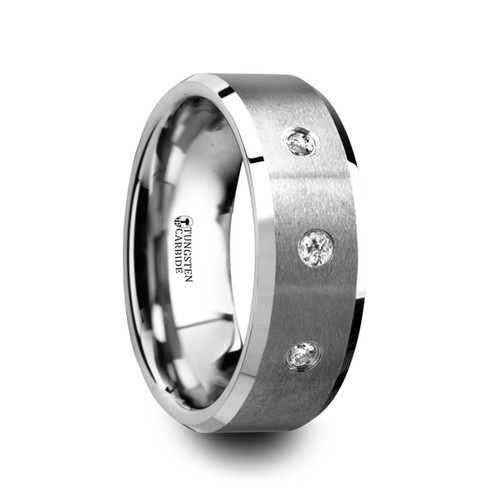 modern diamond for him with tungsten wedding black diamonds mens a carbide ring bands