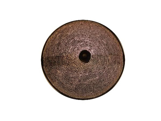 Moorish Solid Brass Moroccan Ceiling Lamp