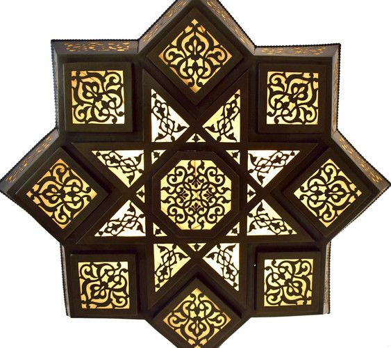 Moroccan lighting chandelier