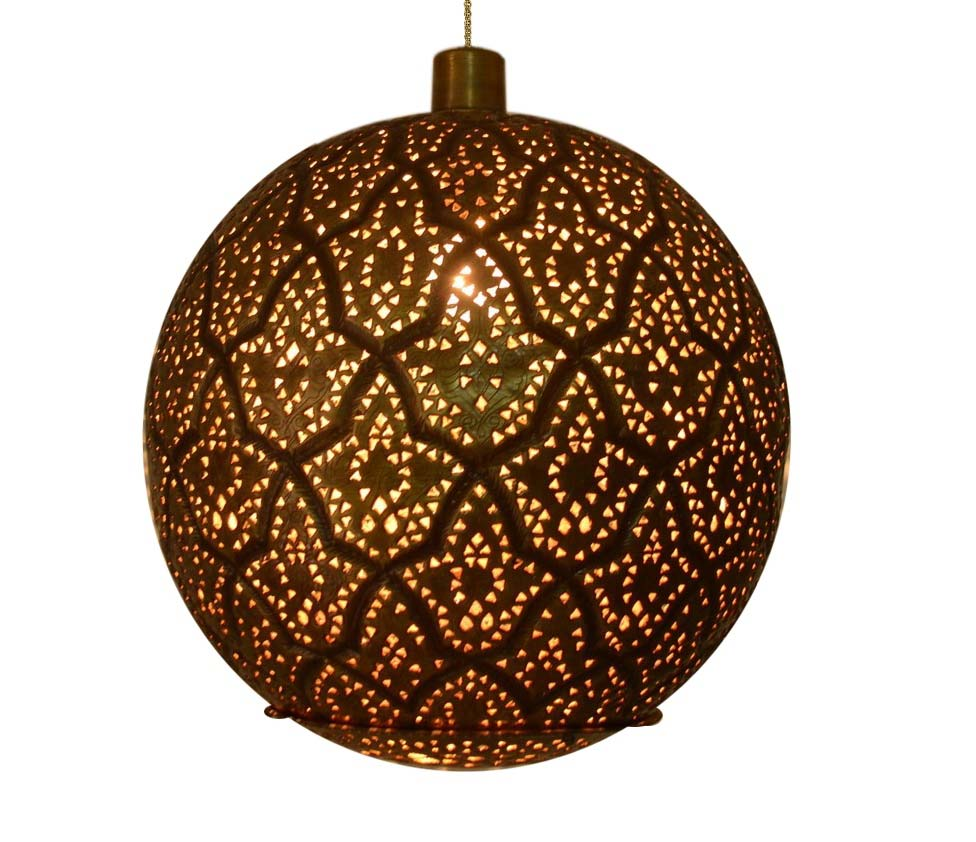 Moroccan Lamp Style Pendant