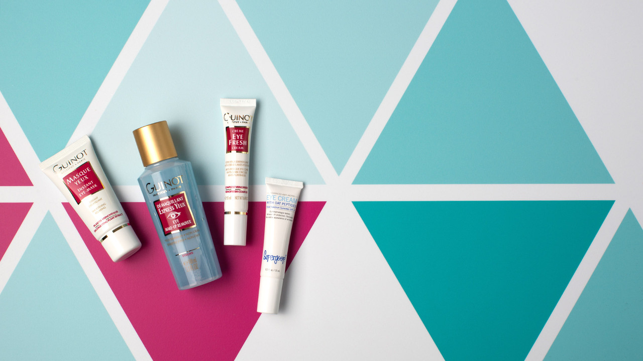 All About the Eyes - Finding the Right Eye Care Products