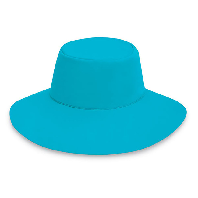 Wallaroo Hat Womens Aqua