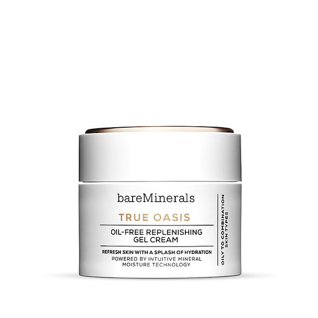 bareMinerals True Oasis Oil Free Replenishing Gel Cream