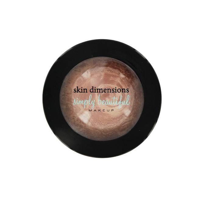 Simply Beautiful Baked Finishing Powder