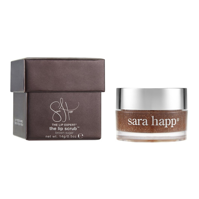 Sara Happ The Lip Scrub - Brown Sugar