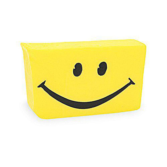 Primal Elements Bar Soap Happy Face