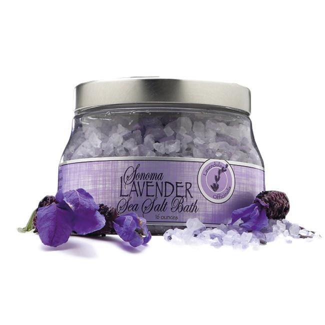 Sonoma Lavender Sea Salt Bath