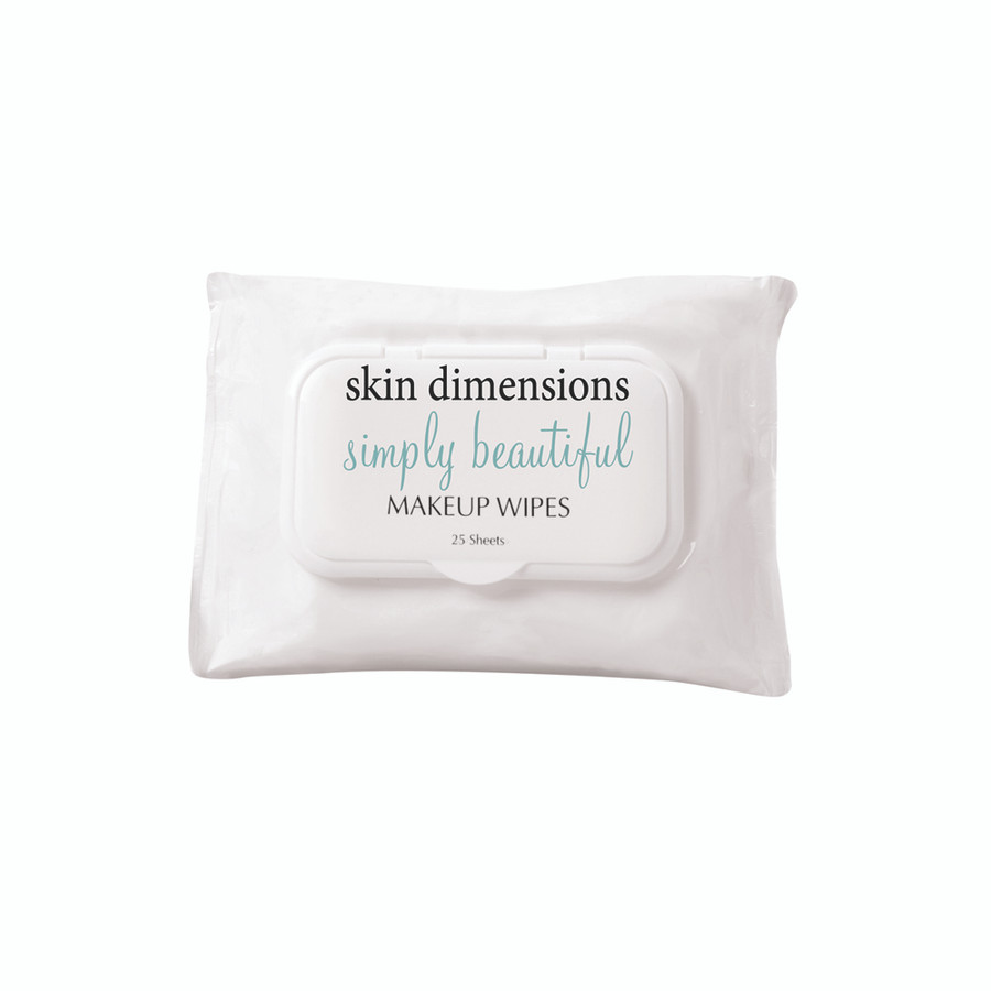 Simply Beautiful Simply Clean Makeup Wipes