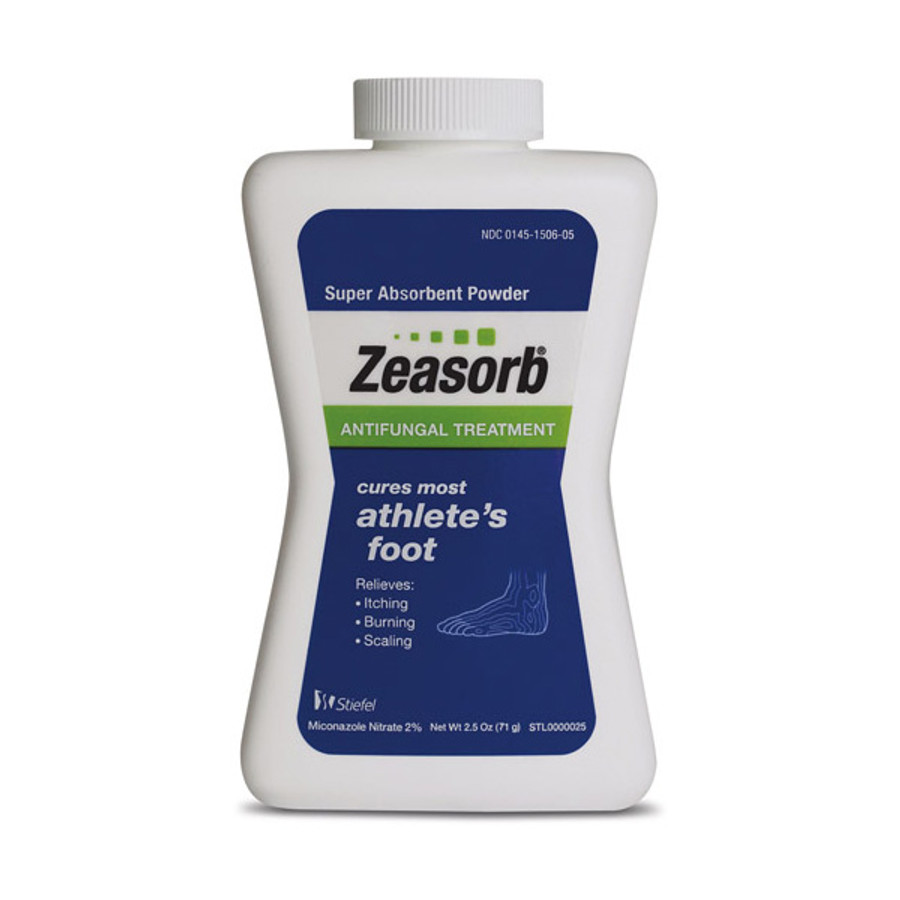 Zeasorb AntiFungal Treatment Powder