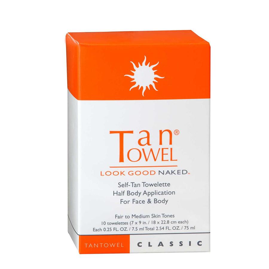 Tan Towel Half Body Classic