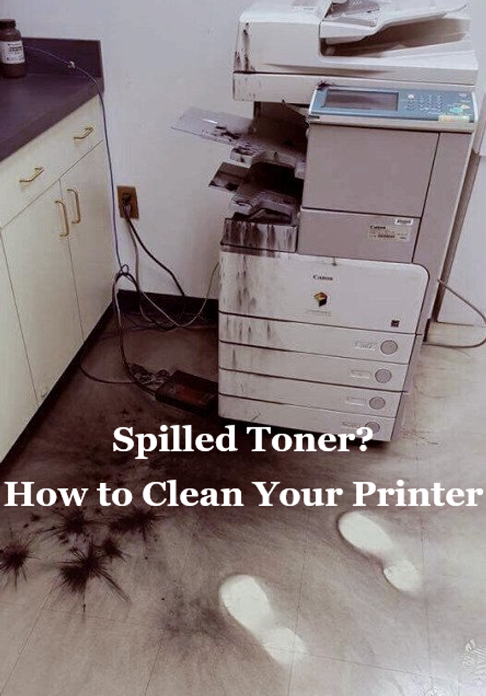 How to Clean Your Printer