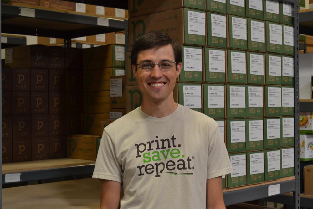 Friday Feature: Chris Van Egmond