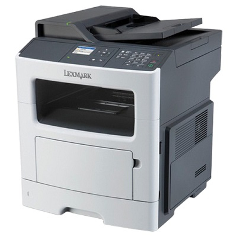 Lexmark MX310dn: How to Print on Labels