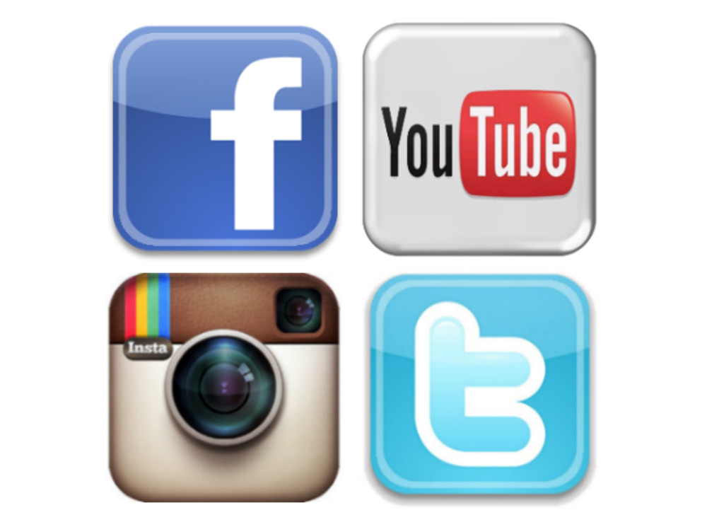 Follow Our Social Media Sites!