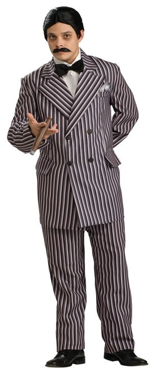 rubies grand heritage addams family gomez addams deluxe halloween costume 56224