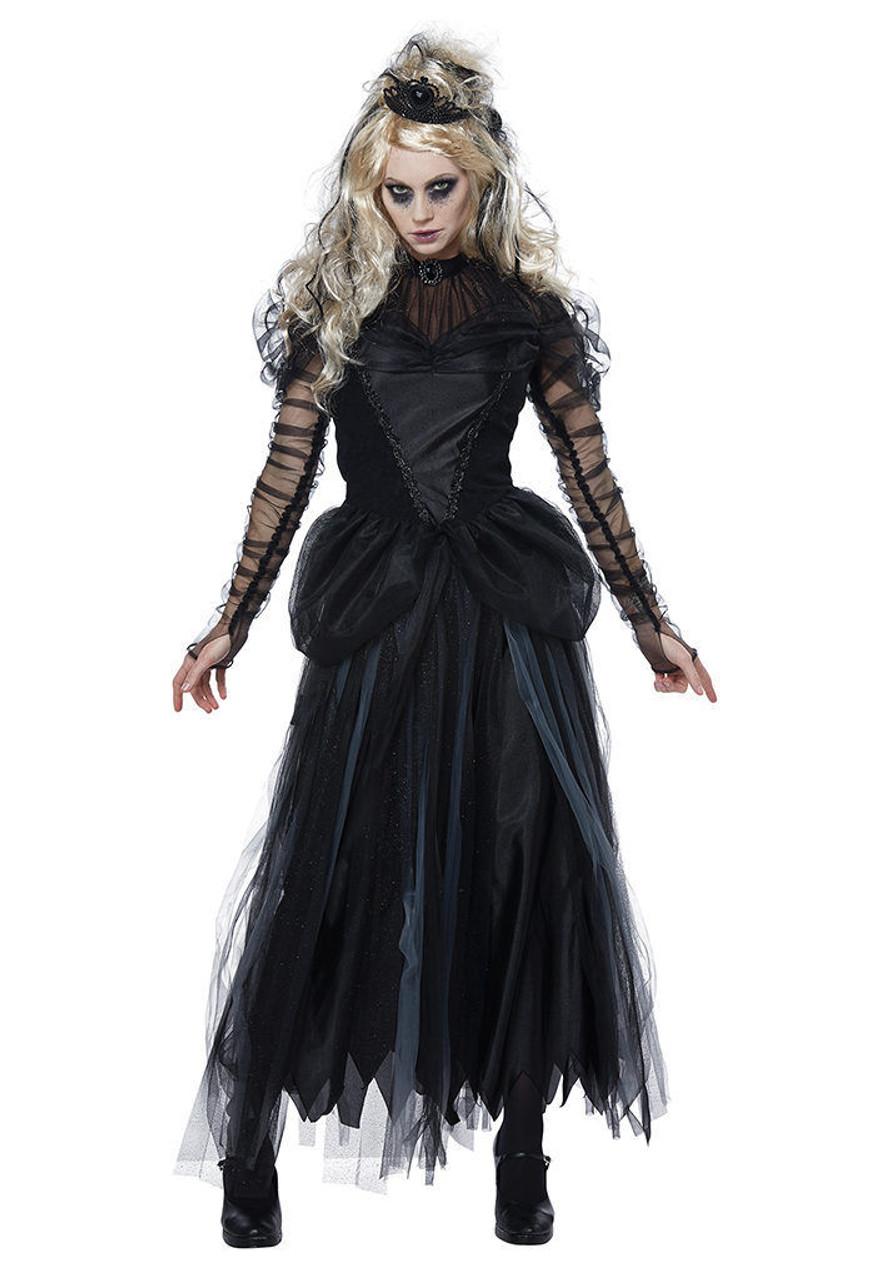 california costumes dark princess adult womens gothic halloween costume 01457