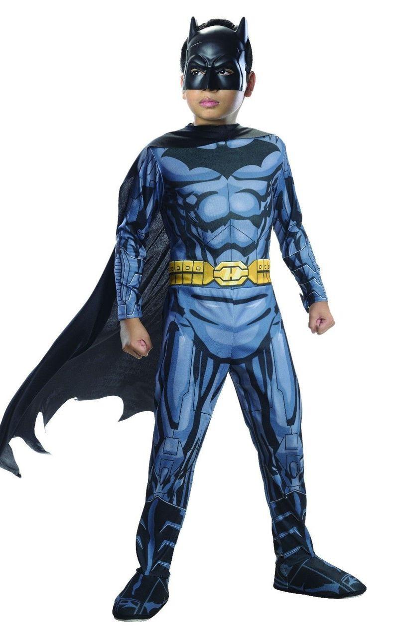Rubies DC Comics Batman Photo Real Dark Knight Boys Halloween Costume 881297  sc 1 st  Fearless Apparel & Rubies DC Comics Batman Photo Real Dark Knight Boys Halloween ...