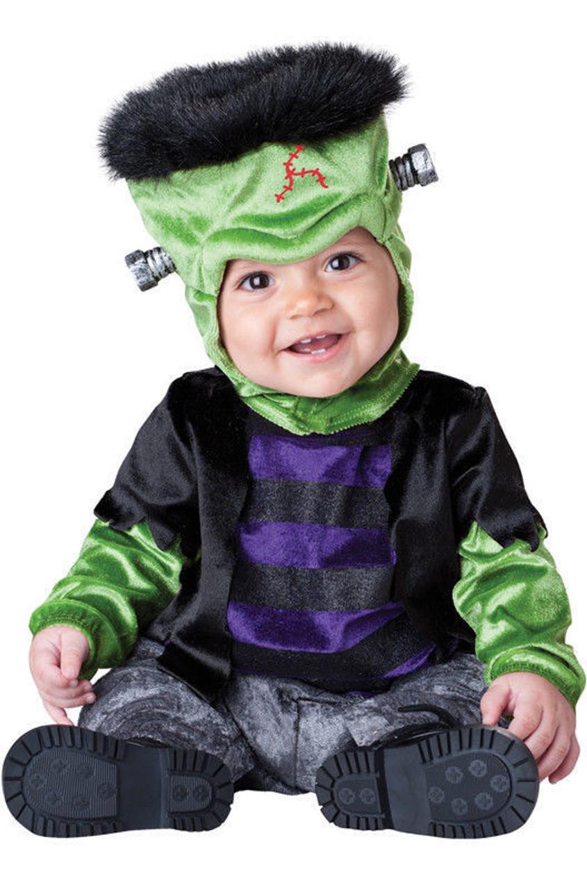 Incharacter Monster-Boo Victor Frankenstein Infant Baby Halloween Costume 16014  sc 1 st  Fearless Apparel & Incharacter Monster-Boo Victor Frankenstein Infant Baby Halloween ...