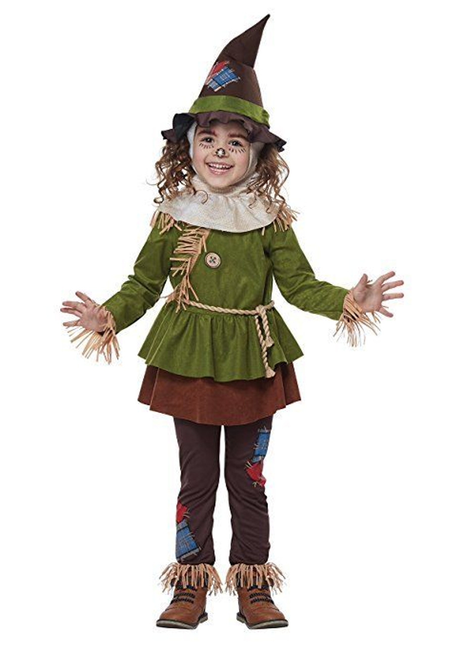 california costumes scarecrow wizard of oz child toddler halloween costume 00179