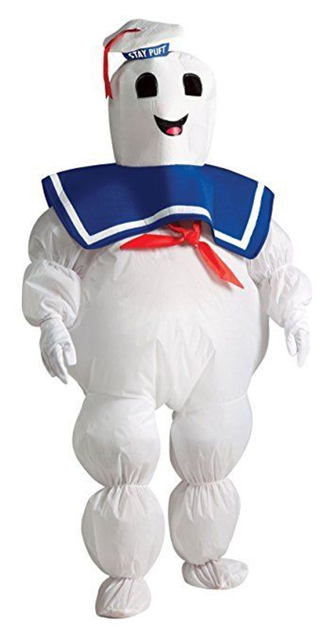 Rubies Ghostbusters Inflatable Puft Marshmallow Kids Halloween Costume 884331  sc 1 st  Fearless Apparel & Rubies Ghostbusters Inflatable Puft Marshmallow Kids Halloween ...