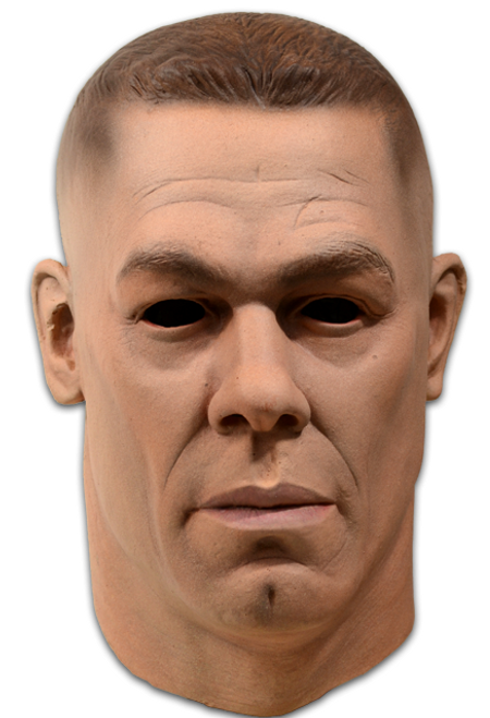 WWE World Wrestling Entertainment John Cena Halloween Costume Mask TTWE105  sc 1 st  Fearless Apparel & WWE World Wrestling Entertainment John Cena Halloween Costume Mask ...