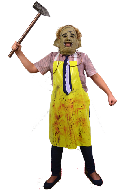Trick Or Treat Texas Chainsaw Massacre Leatherface Child Halloween Costume  sc 1 st  Fearless Apparel & Trick Or Treat Texas Chainsaw Massacre Leatherface Child Halloween ...