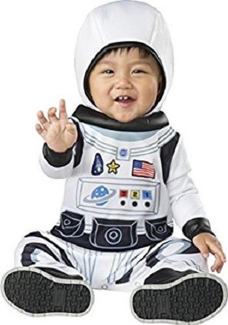 Incharacter Astronaut Tot NASA USA America Infant Baby Halloween Costume 16066  sc 1 st  Fearless Apparel & Incharacter Astronaut Tot NASA USA America Infant Baby Halloween ...