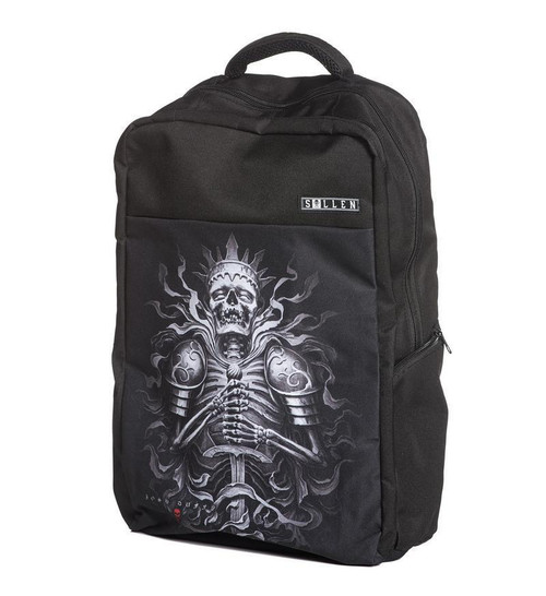 Sullen Project Backpack Pride Book Bag School Tattoo Ink Goth SCA1409PD