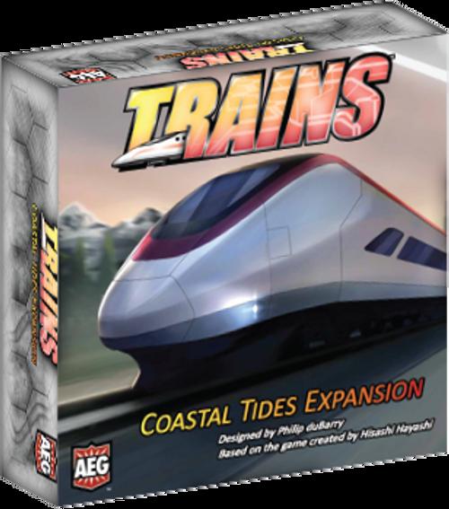 Trains Coastal Tides
