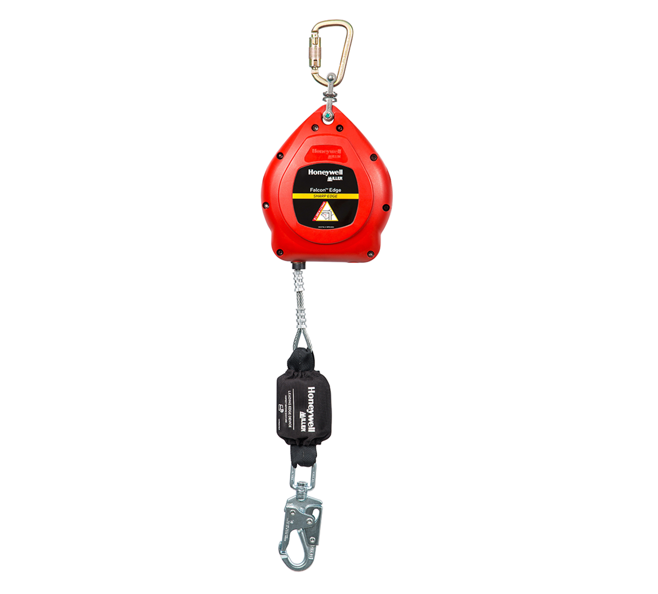 Miller Falcon 30 Ft. Edge Self-Retracting Wire Rope Lifeline MP30G ...