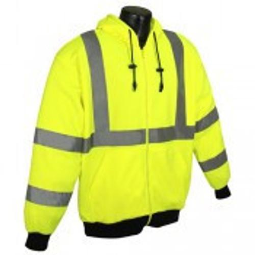 Radians Class 3 Long Sleeve Hooded Sweatshirt [M-5XL]