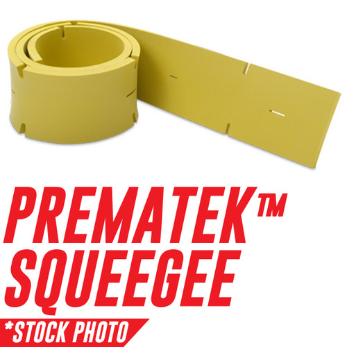 1179200: Squeegee, Rear, Prematek fits Minuteman Models E28, E30, E33, E3330, E33XL