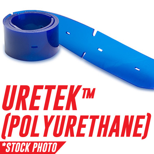 VR16002: Squeegee, Front, Urethane fits Viper Models AS710R