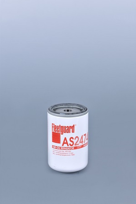 AS2474: Fleetguard Air Filter/Oil Separator