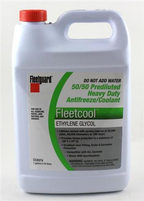 CC8974: Fleetguard Fleetcool Premix 50/50 Gal
