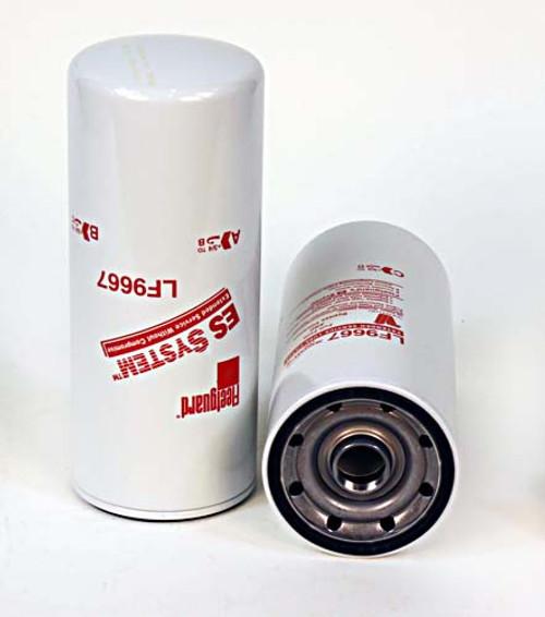 LF9667: Fleetguard Combination Oil Filter