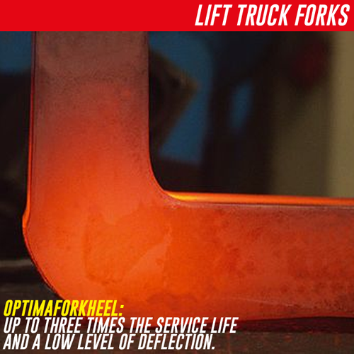 "IMP10045107020761: 42"" x 4"" x 1.75"" Forklift Forks"
