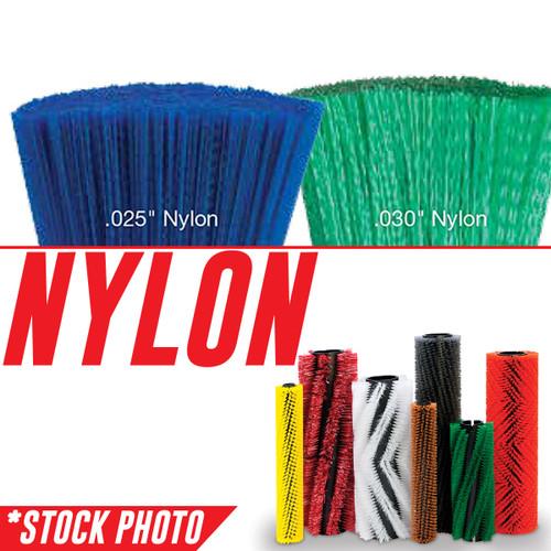 "731090: 45"" Cylindrical Brush 24 Single Row Nylon fits PowerBoss Models Nautilus"