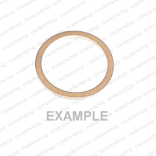000142: Baker Forklift GASKET - COPPER RING