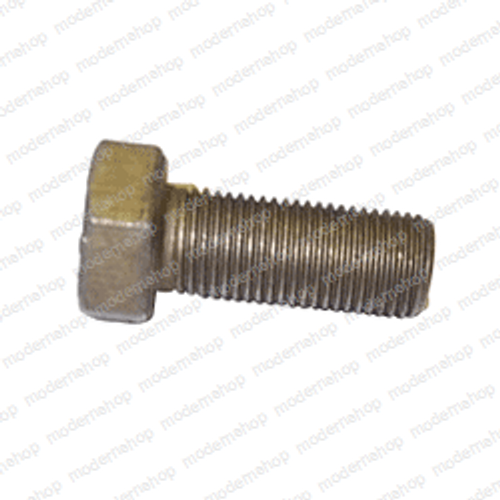 01133-51230: Kubota SCREW - HEX HEAD MACHINE