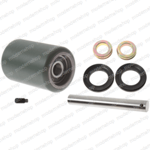 1000300003: Heli Forklift WHEEL ASSEMBLY - POLY