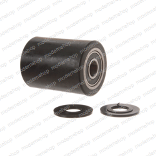 C227: King Forklift WHEEL ASSEMBLY - POLY