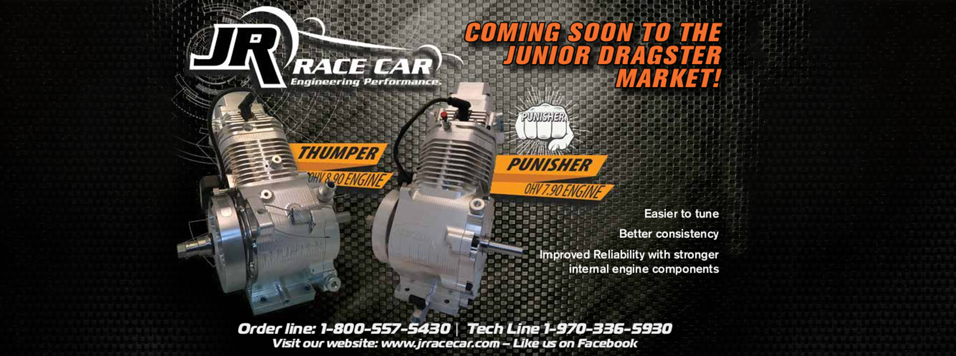 Junior Dragster Race Car Parts And Accessories Jr Oval Track Pro Tach Wiring Bandimere Speedway