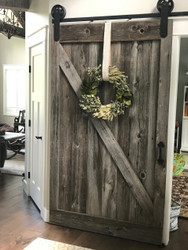 ​Three things that custom barn doors say about your space
