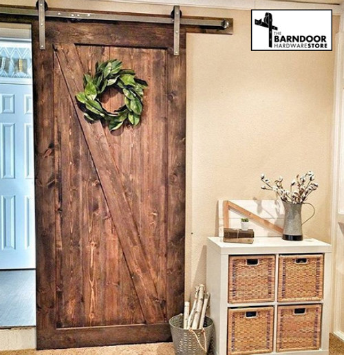 Great Sliding Barn Door Hardware Kit