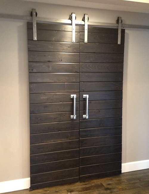 Ordinaire Double Barn Door Hardware