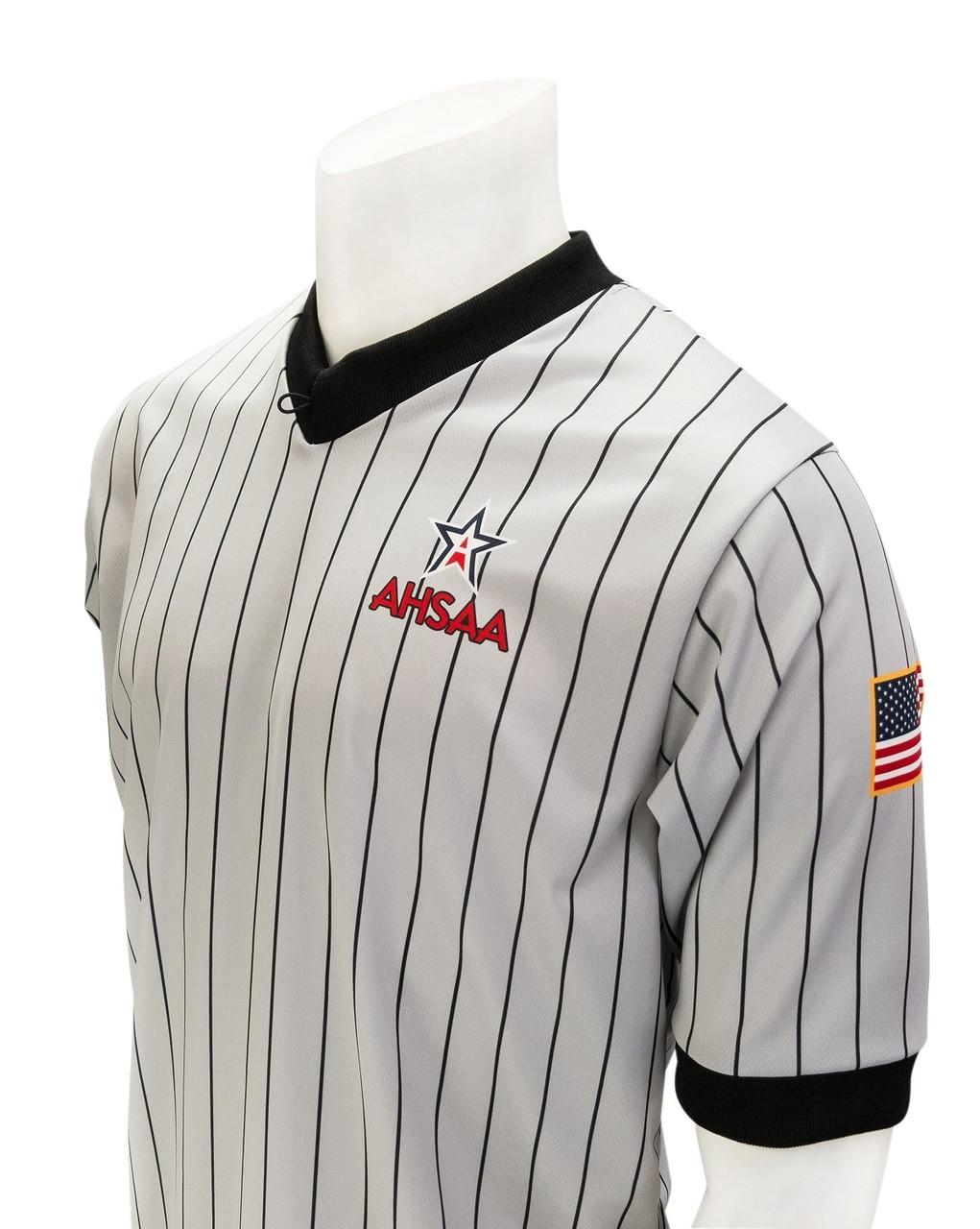 Alabama AHSAA Men's Wrestling Referee Shirt