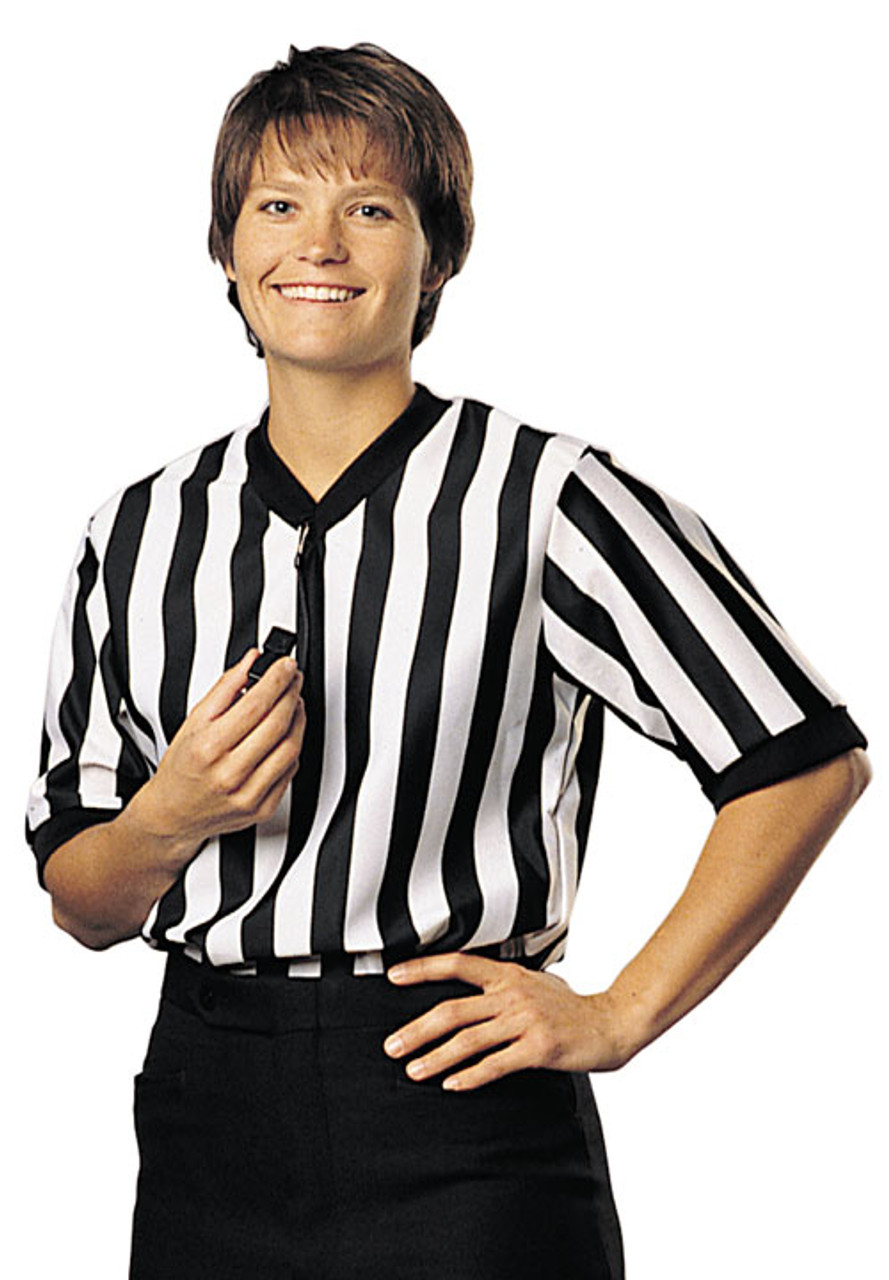 Cliff Keen Women's Basketball Referee Shirt