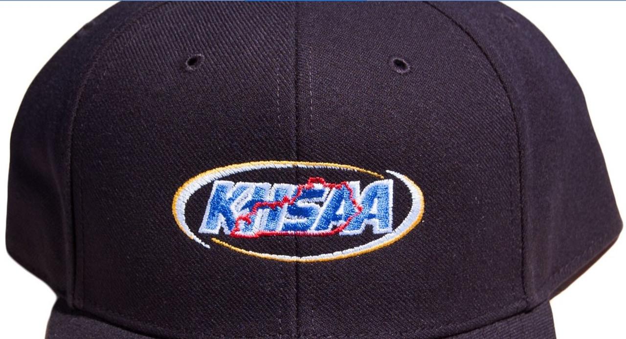 e5a46270edb ... Pulse 6-stitch Combo Umpire Cap. Kentucky KHSAA Embroidered Logo