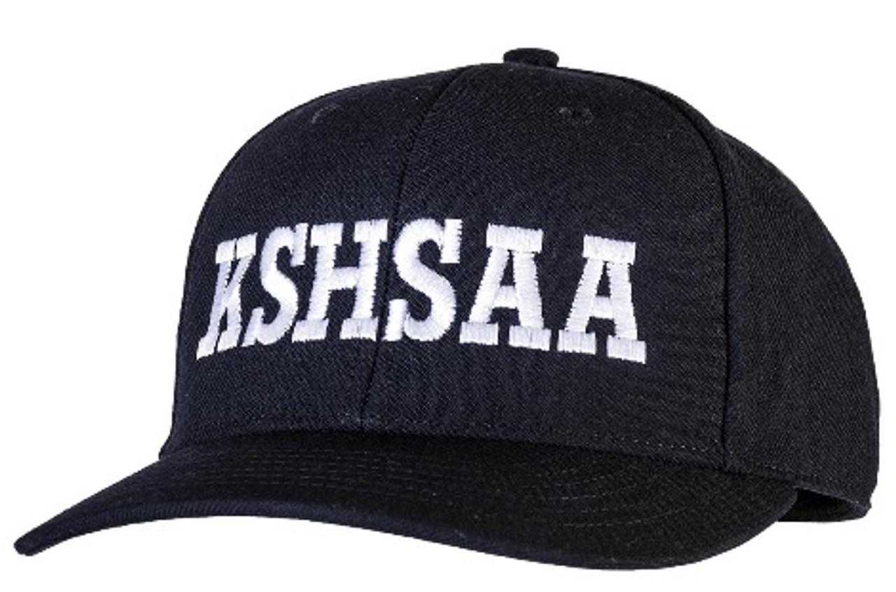 d09a7a661e2 Kentucky KHSAA Pulse Flex Fit 6-stitch Combo Umpire Cap